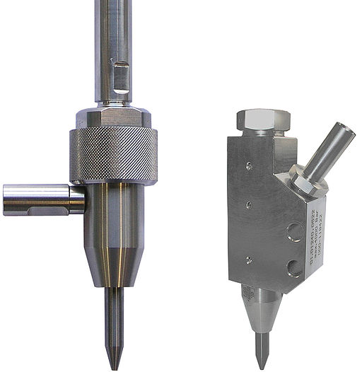 waterjet cutting nozzles