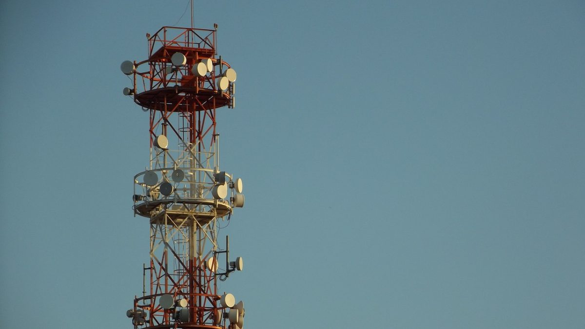 Cellular Mobile Network Antenna Telecommunications